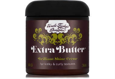 SHOP: Uncle Funky's Daughter Extra Butter Brilliant Shine Creme (8 oz.)