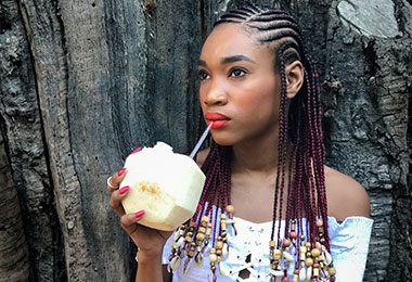 10 Hottest Natural Hairstyles of Summer 2017