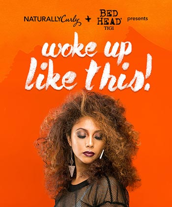 How to Get 'I Woke Up Like This' Curls