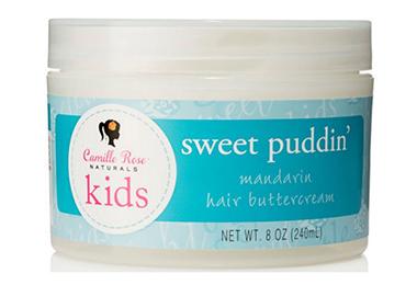 SHOP: Camille Rose Naturals Kids Sweet Puddin' Mandarin Hair Buttercream (8 oz.)