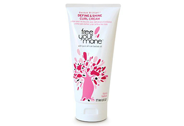SHOP: Free Your Mane Define & Shine Curl Cream ( 6 oz.)