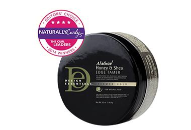 SHOP: Design Essentials Natural Honey & Shea Edge Tamer (2.3 oz.)