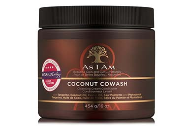 Favorite Co-Wash - As I Am Coconut CoWash Cleansing Conditioner