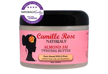 Favorite Category - Camille Rose Naturals Almond Jai Twisting Butter