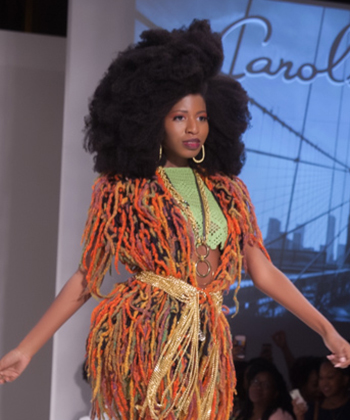 The Brooklyn Styles That Took Over Texture On the Runway by Carol's Daughter