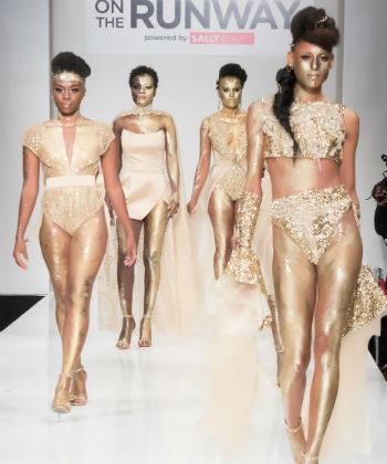 How Mielle Organics Sang an Ode to Every Magical Black Girl at NYFW