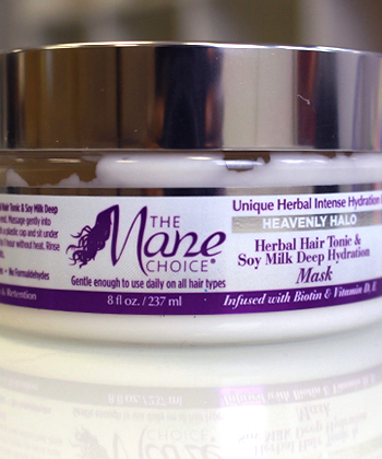 The Mane Choice Has a New Mask You'll Probably Want to Try