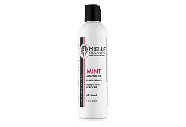 Favorite Oil Product - Mielle Organics Mint Almond Oil
