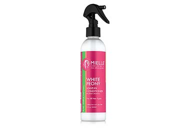 Favorite Leave-In Conditioner - Mielle Organics White Peony Leave-In Conditioner