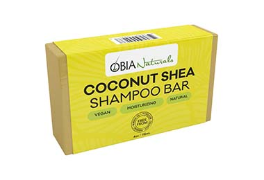 Favorite Shampoo Bar - OBIA Naturals Coconut Shea Shampoo Bar