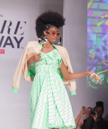 Naturals in Neon: Creme of Nature's TOTR Ensembles