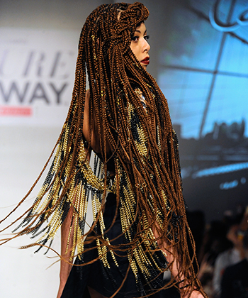 Carol's Daughter Paid Homage to Brooklyn at Texture On the Runway 2017
