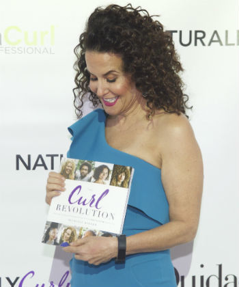 NaturallyCurly's Michelle Breyer Celebrates The Curl Revolution in NYC