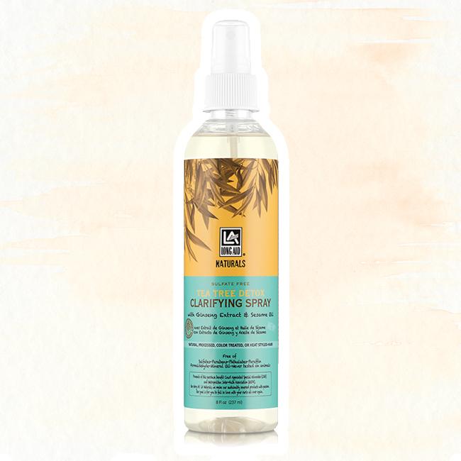 Long Aid Naturals Hair Products