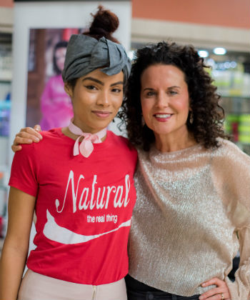 "Michelle Breyer on #TheCurlRevolution: ""It's About Our Community"""
