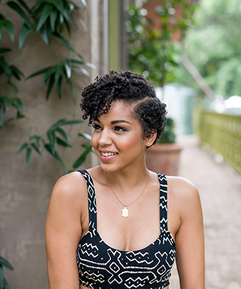 How I'm Growing Out My Natural Hair After My Big Chop